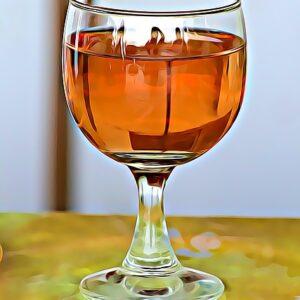 Vini Rosati in bottiglia